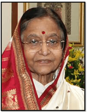 Pratibha patil biography