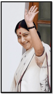 Sushma Swaraj biography hindi