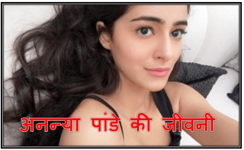 Ananya Pandey biography hindi