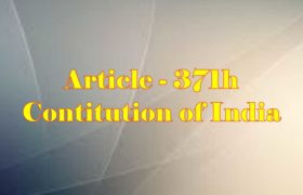 Article 371h of Indian Constitution in Hindi