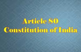 Article 80 of Indian Constitution in Hindi