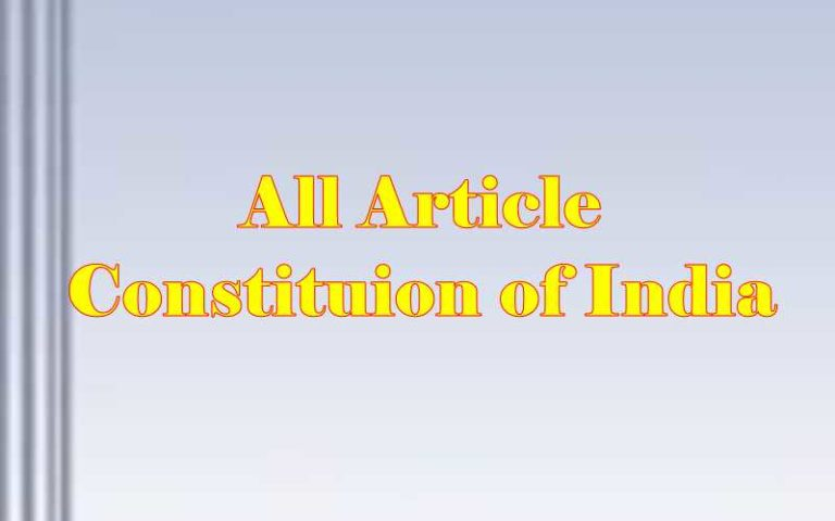 Indian constitution in hindi pdf